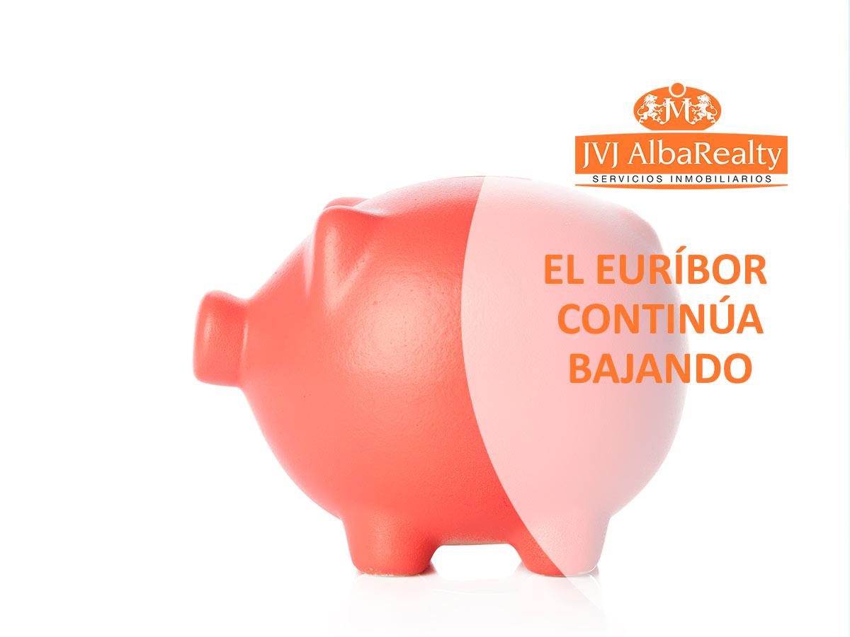 El Euríbor cierra junio en negativo, por quinto mes consecutivo