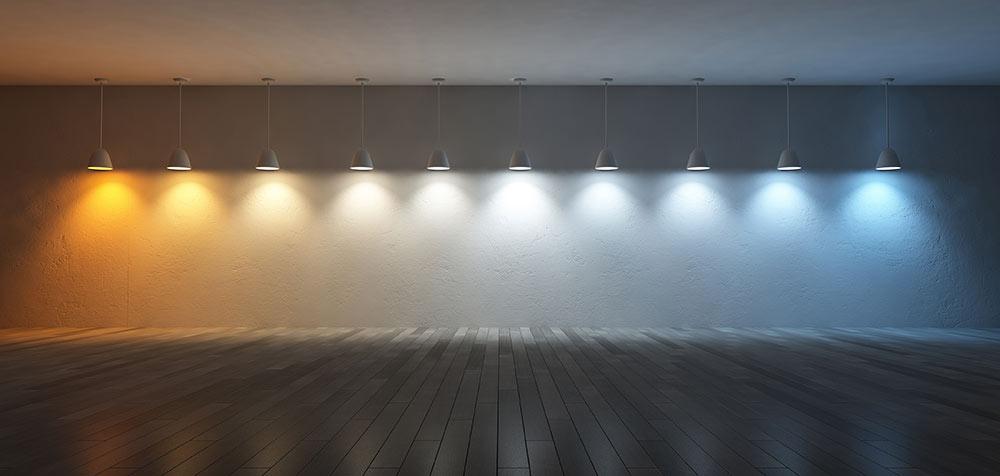 Ahorra en tu factura de la luz con iluminación LED