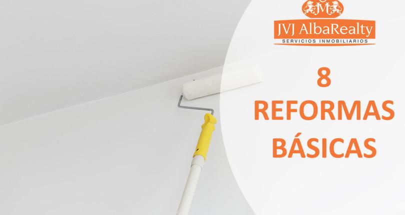 Reparaciones básicas al cambiar de casa