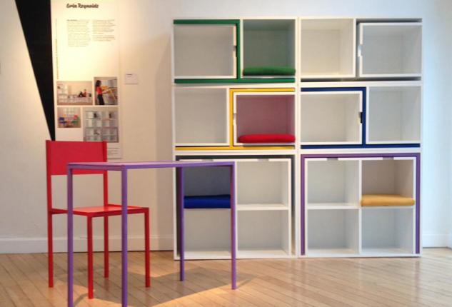 Muebles originales que se transforman en otros
