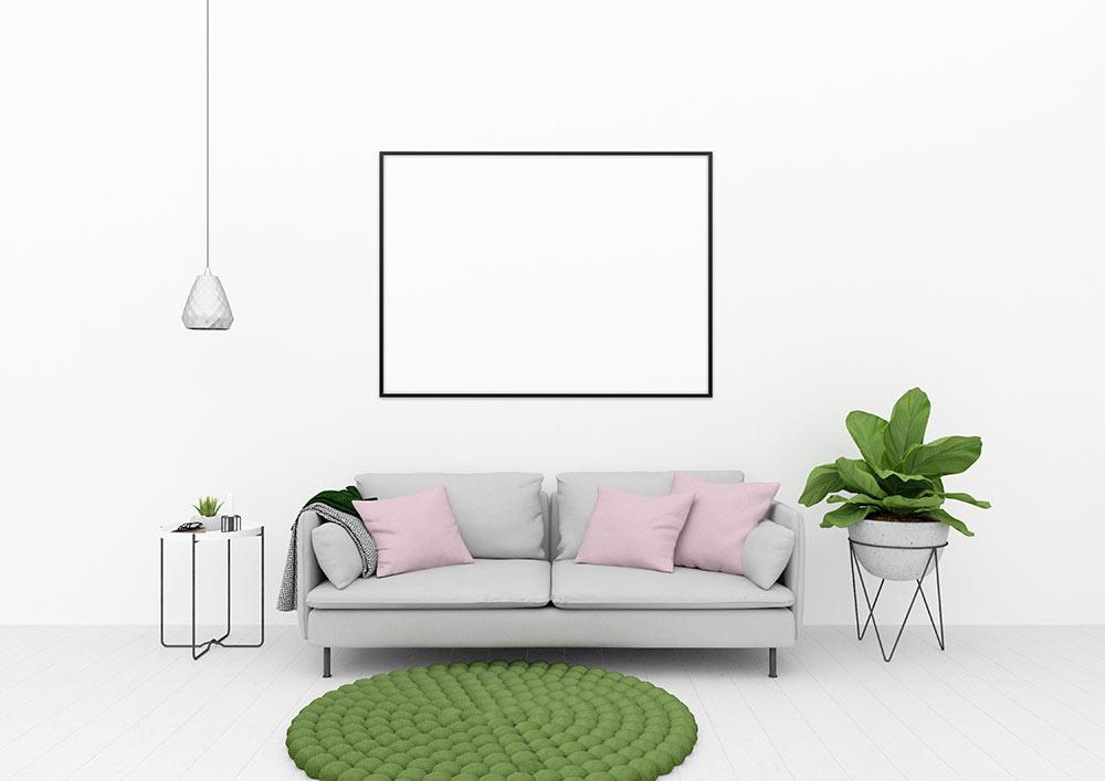 Cómo introducir el verde en tu decoración