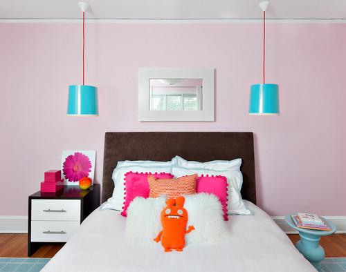 Ideas de decoración: cómo usar el color rosa en el dormitorio infantil sin caer en la cursilería