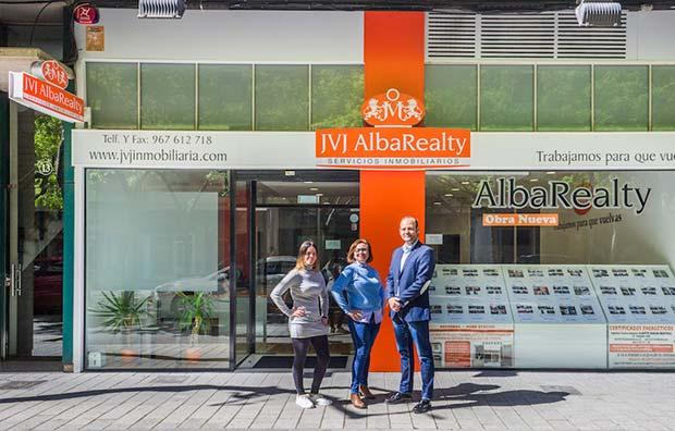Oficina inmobiliaria en Albacete para alquilar o vender su piso, vivienda, oficina