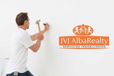 reparaciones en una vivienda o piso alquilado