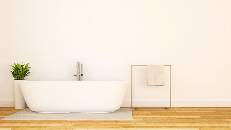 Baño reformado | JVJ Inmobiliaria en Albacete