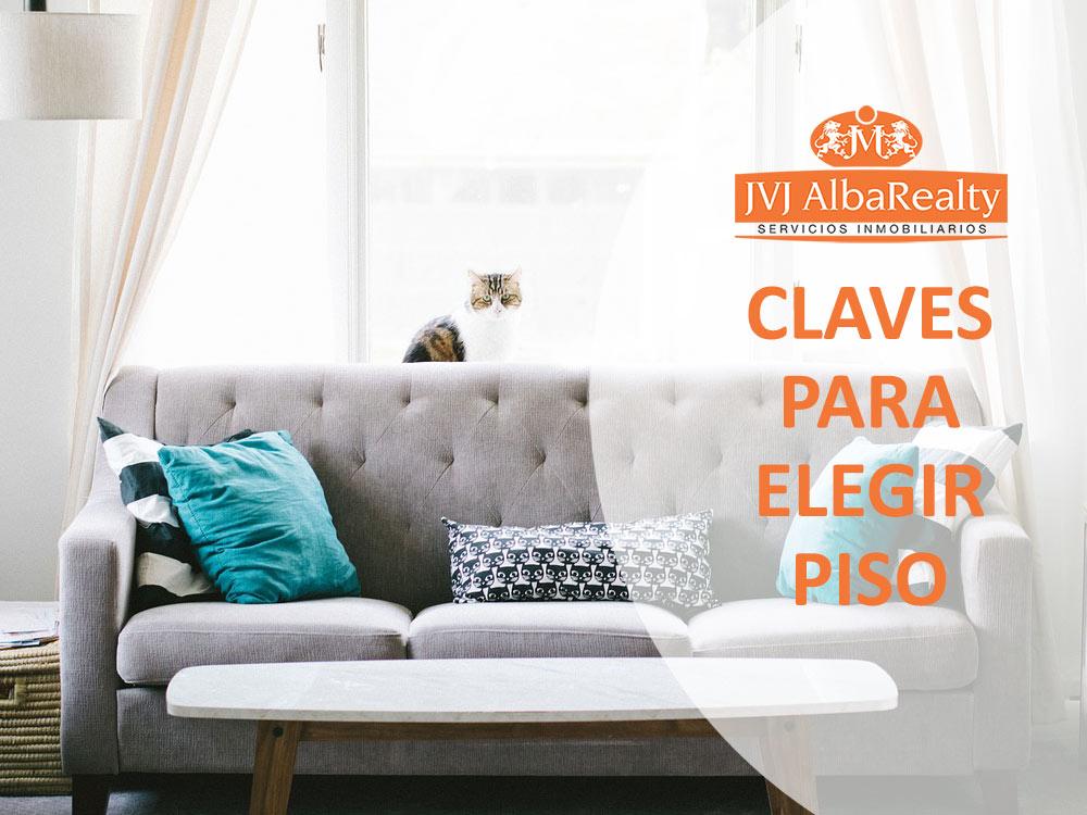Conoce las claves para elegir el mejor piso en Albacete